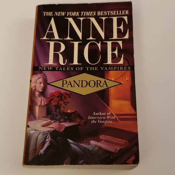 📚 5 for $20 Anne Rice, Pandora